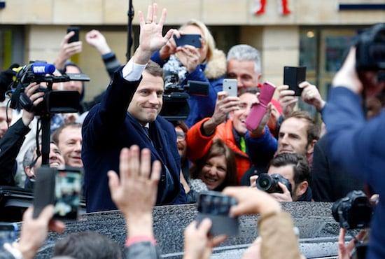 Frankreich: Vor diesen Problemen steht Macron